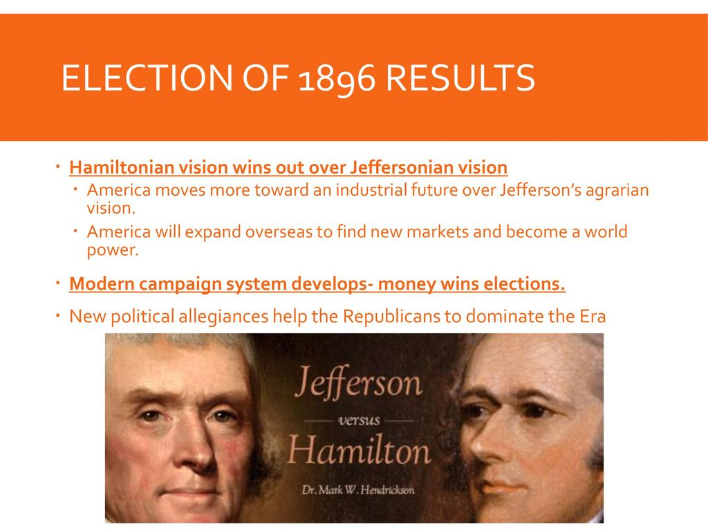 The concept of elections ppt