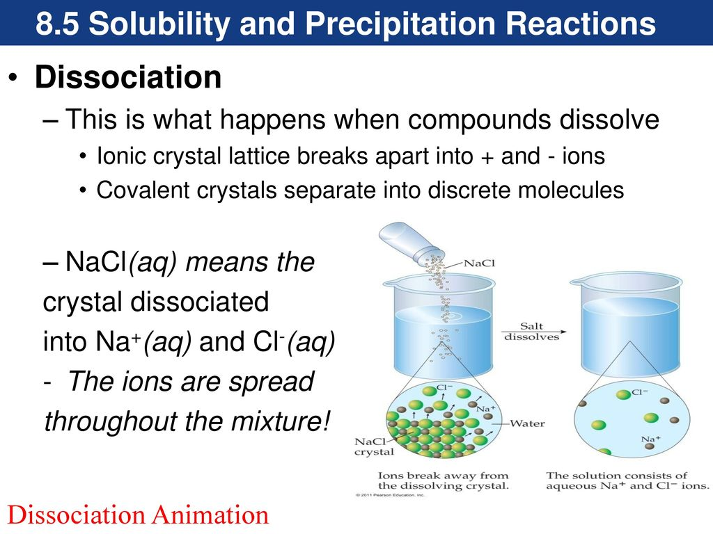 how to tell apart nacl from bacl2