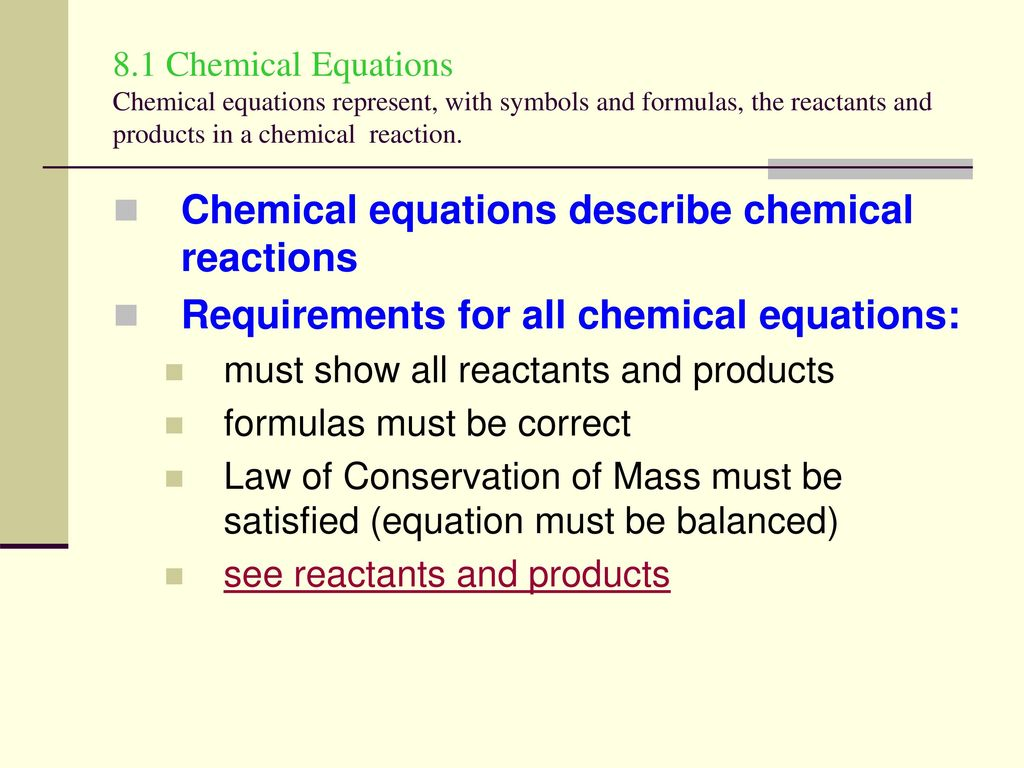 Review naming rules if you are rusty ppt download 2 chemical equations describe chemical reactions biocorpaavc Choice Image