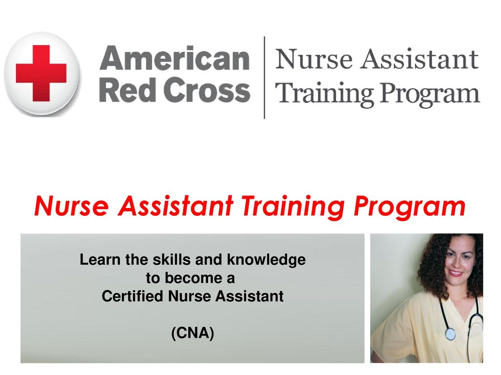 Nurse assistant training program ppt download nurse assistant training program 2 the american red cross 1betcityfo Choice Image