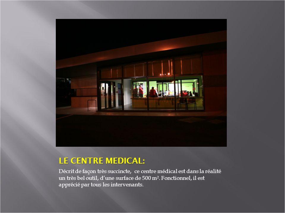 LE CENTRE MEDICAL: