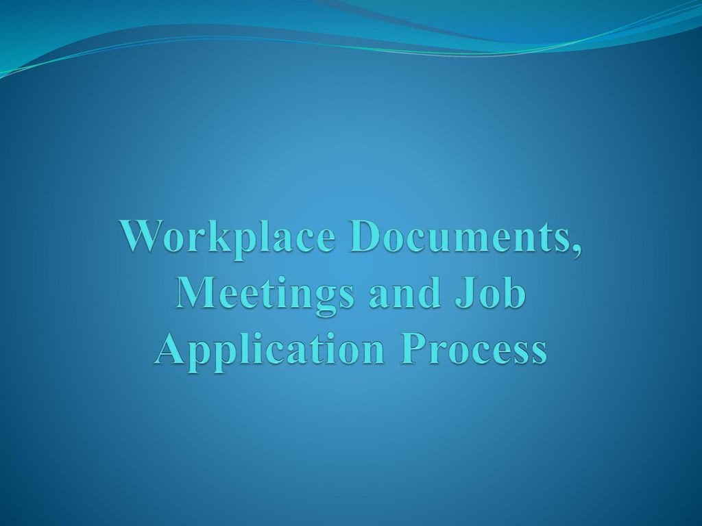 an introduction to the analysis of communication processes within the workplace Communication is defined as the process of sharing ideas, information and  messages with others  chapter 3 for some helpful hints on audience analysis   introduction, but later chapters will describe each of the seven steps in greater  detail.