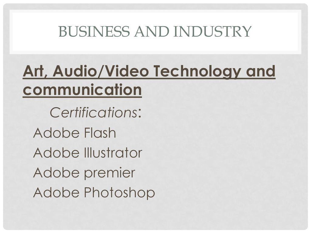 Preparing for the school year ppt download art audiovideo technology and communication certifications 1betcityfo Gallery