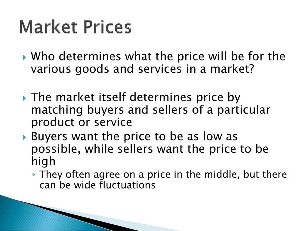 who determines the prices of goods Government-guided prices mean those prices determined to guide the operators by the competent departments of price of the government or other departments.