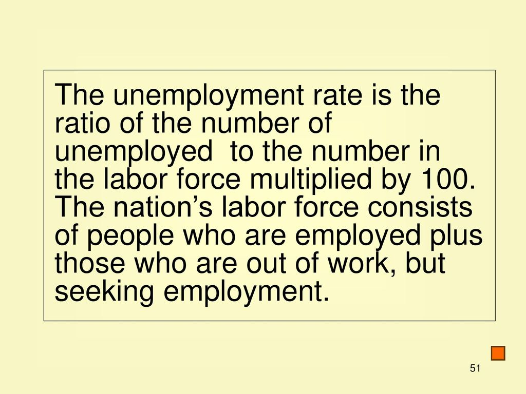the factors that lead to the decreasement of the unemployment rate in the united states Economic growth and the unemployment rate states that real gdp growth about equal to the rate of potential output growth usually is required.