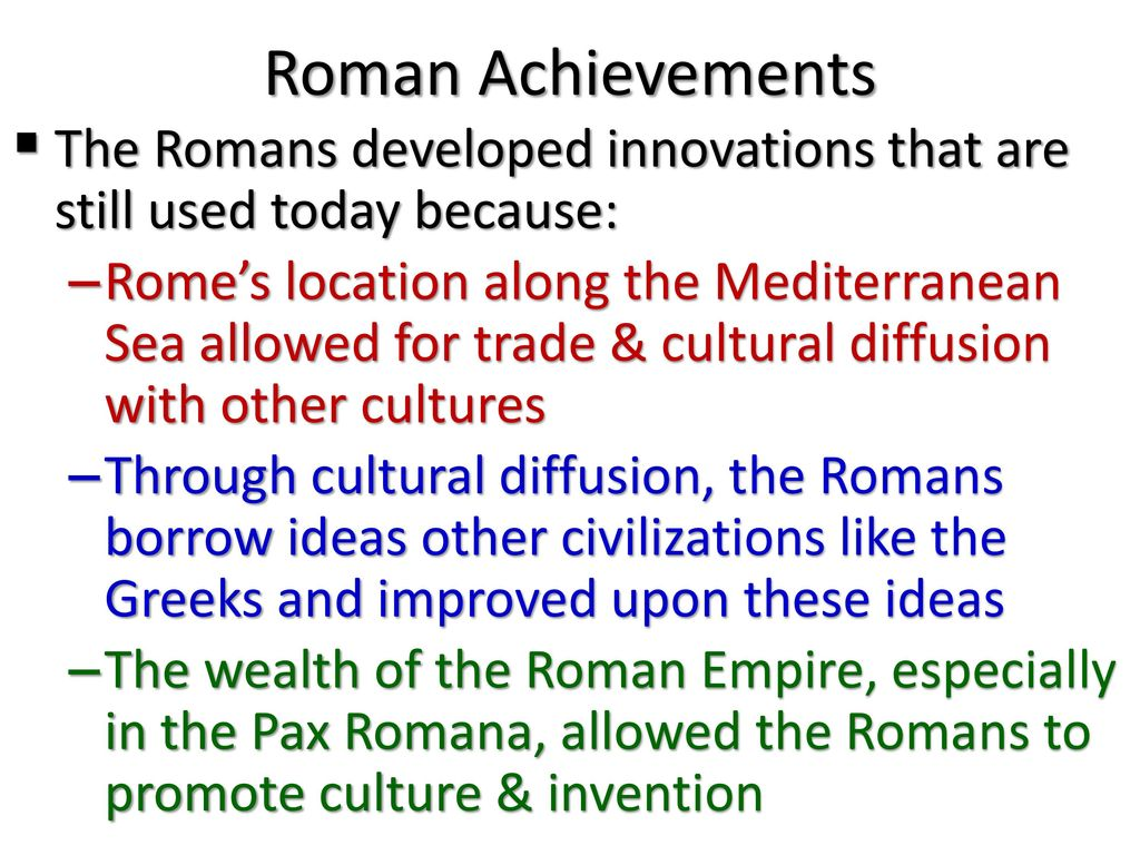 the difference between the greek culture and the roman culture What was the difference between the roman empire and the  the holy roman empire of king fredrick i was in no ways roman in culture,  the greek city which.