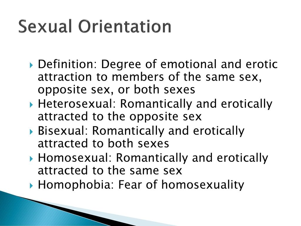 signs of attraction of same sex