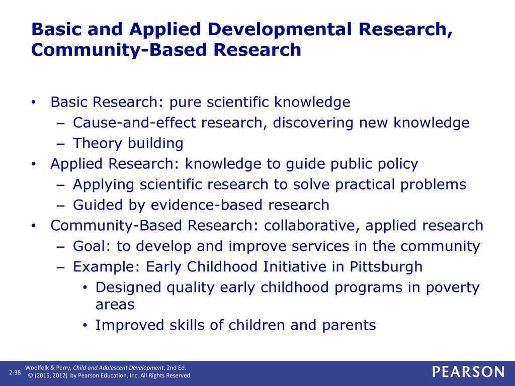 What is the Difference Between Basic and Applied Research?