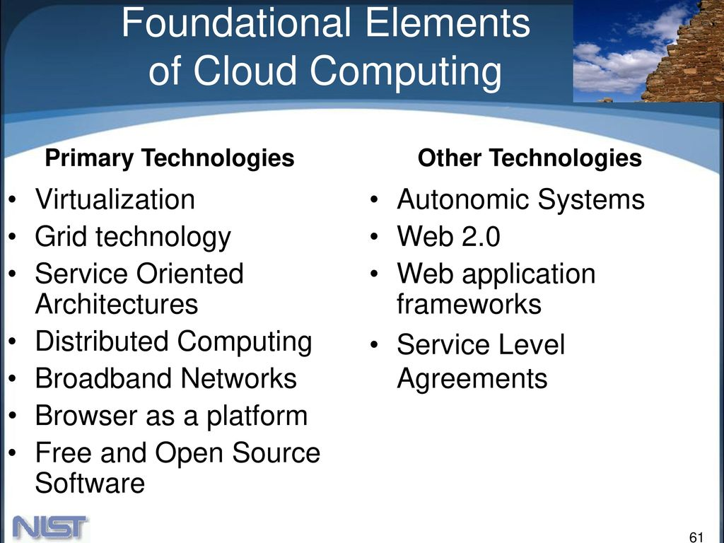 effective use of cloud computing in
