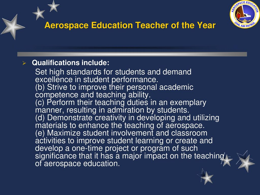Requirements For Aerospace Engineering Education And Training : Wing aeo school technician rating training instructor