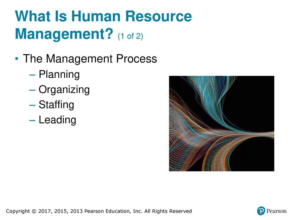 human resource management system - wikipedia