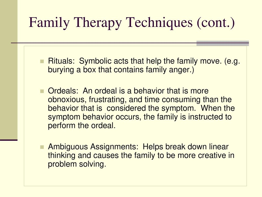 Family therapy a systemic approach ppt download 15 what biocorpaavc
