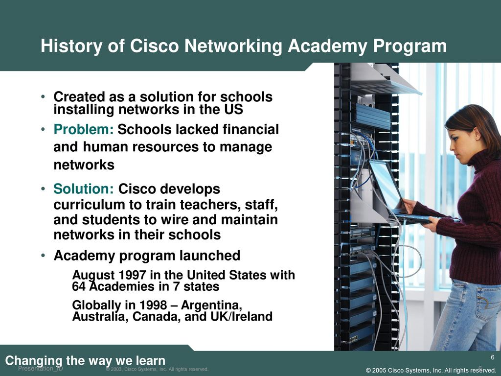 cisco systems worldwide leader in internet networking At cisco (nasdaq: csco) customers come first and an integral part of our dna  is creating long-lasting customer partnerships and working with them to identify.
