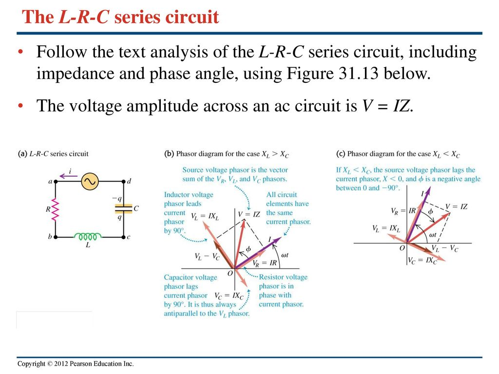 Chapter 31 alternating current ppt video online download the l r c series circuit pooptronica Gallery