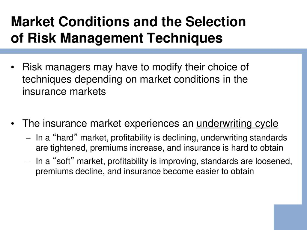 risk management techniques Statements on management accounting table of contents enterprise risk management: tools and techniques for effective implementation enterprise risk and control.