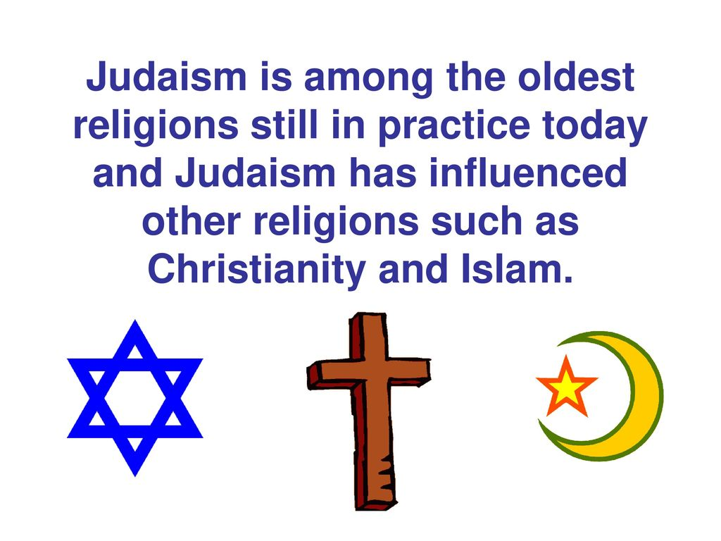 the impact of judaism on the jews and judaism in the 20th century Overview of selected major points in the history of the jewish people from  in  the first half of the 20th century there were major waves of immigration of jews  back  this is the best revolutionary exposition of the influence of judaism on  world.