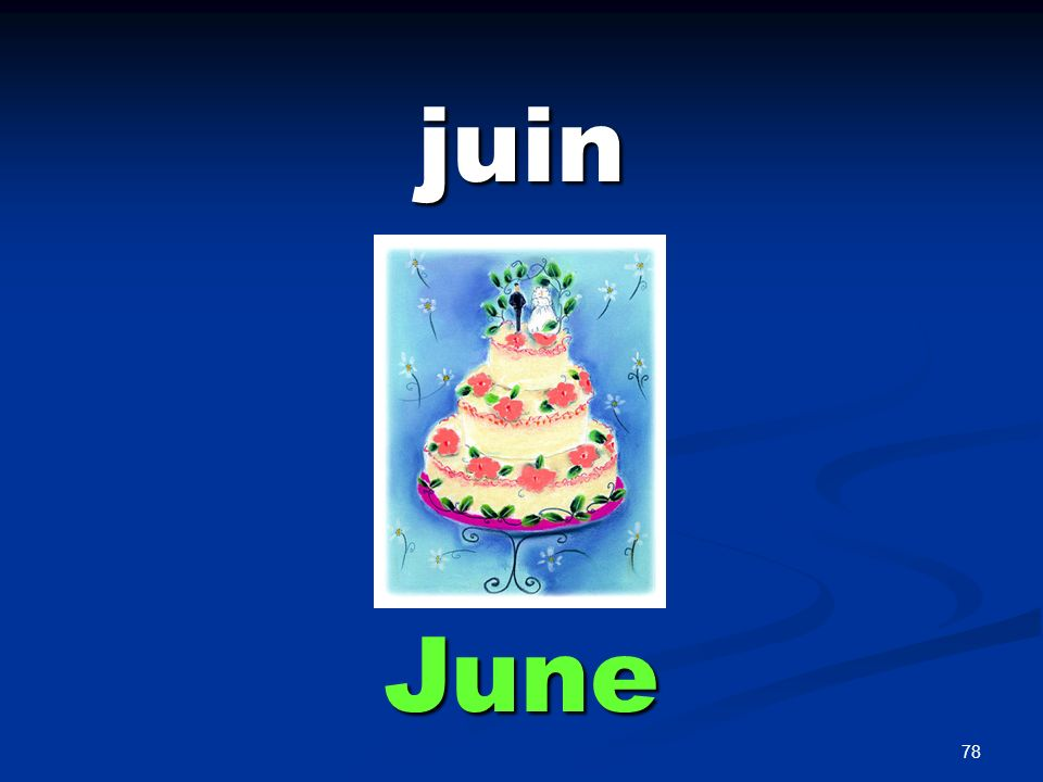 juillet July