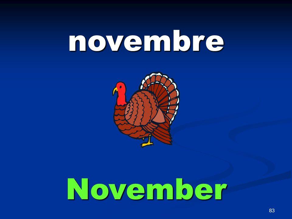 décembre December