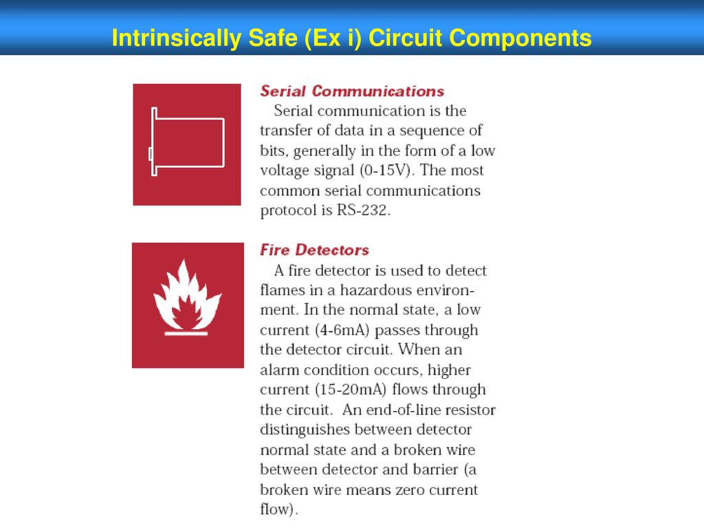 I Circuit Power Control Automation Circuits Nextgr Electrical Equipment In Hazardous Areas Ppt Download