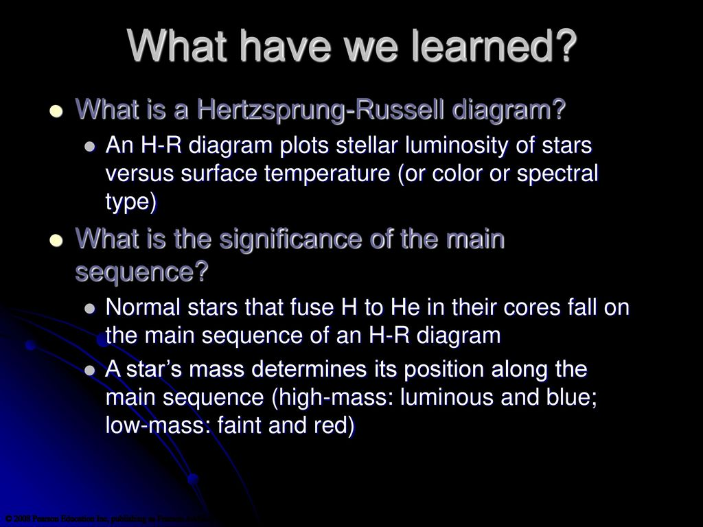 Chapter 15 surveying the stars ppt download what have we learned what is a hertzsprung russell diagram pooptronica