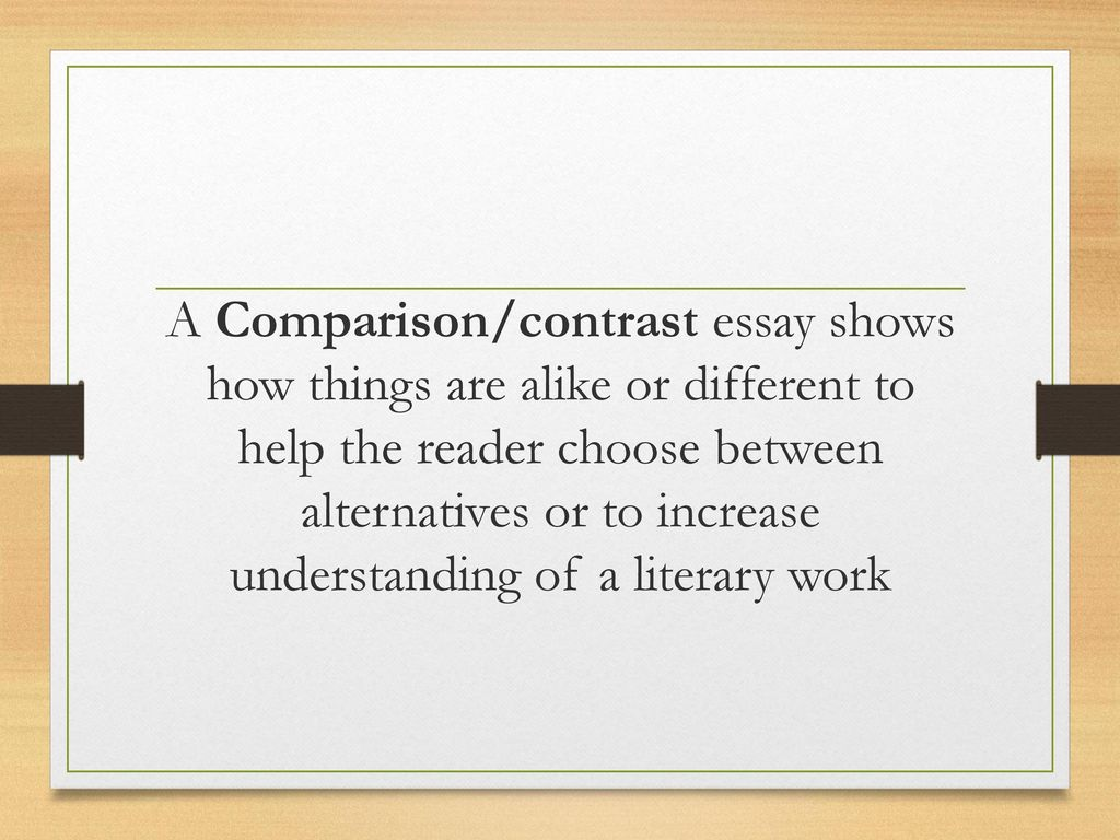 need help writing compare contrast essay Help editing my essay help writing a comparison and contrast essay how to write an all you need do in writing a compare and contrast essay is take two.