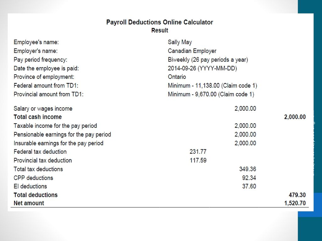 paycheck tax calculator california 2015