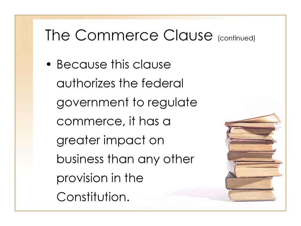 constitution affects business Here are some of the ways found in the constitution:-article 1, section 8 states, the congress shall have power to lay and collect taxes, duties.