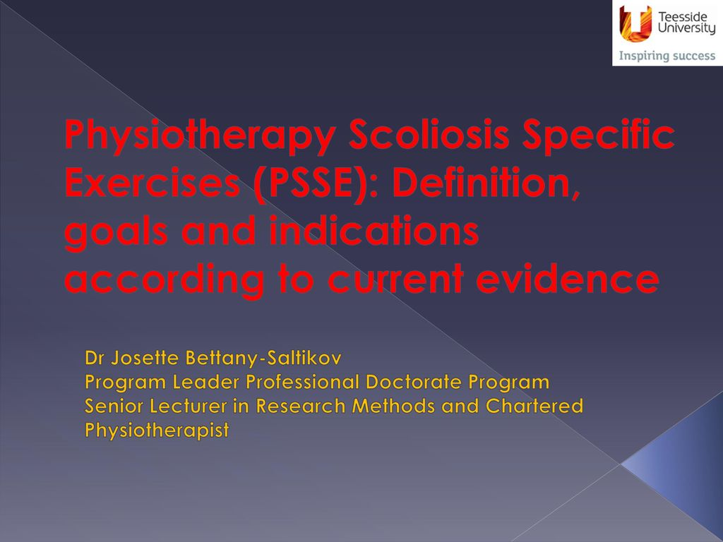 Therapeutic exercise: methods and indications 57