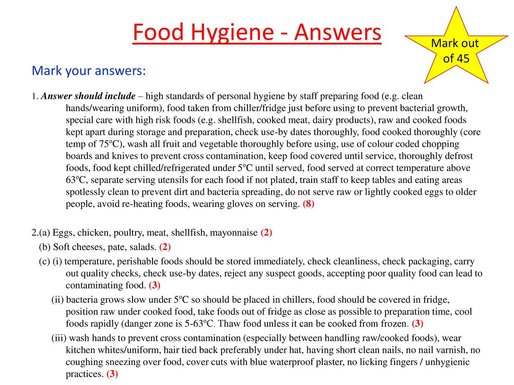 Food hygiene answers food safety answers oylekalakaaricofood safety 21 best food safety posters images on pinterest safety posters fandeluxe Image collections