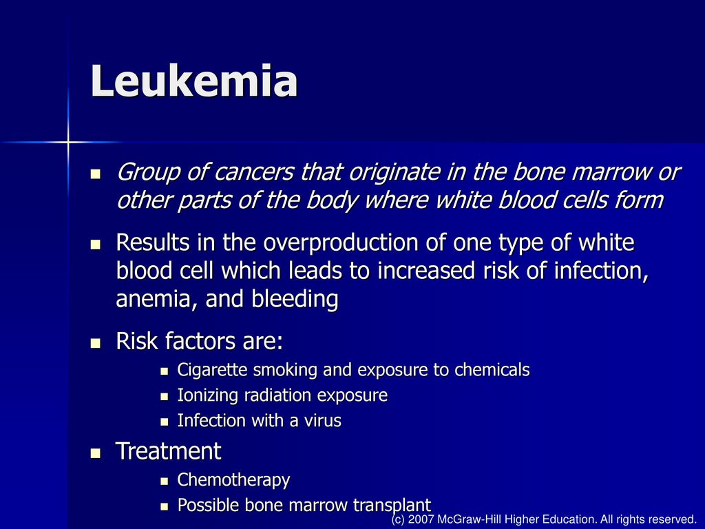 leukemia bone marrow and treatment Bone marrow transplants is recognized as a very effective treatment for certain types of cancer or diseases like leukemia, aplastic anemia, immune.