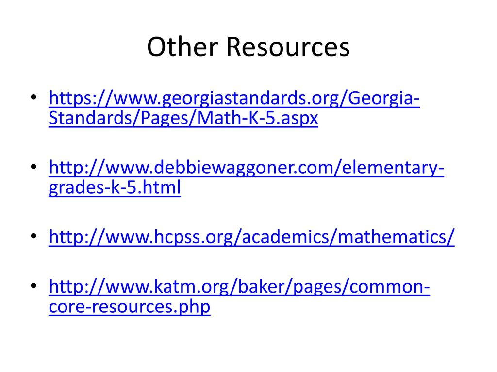 Dorable Math K 5 Resources Embellishment - Worksheet Math for ...