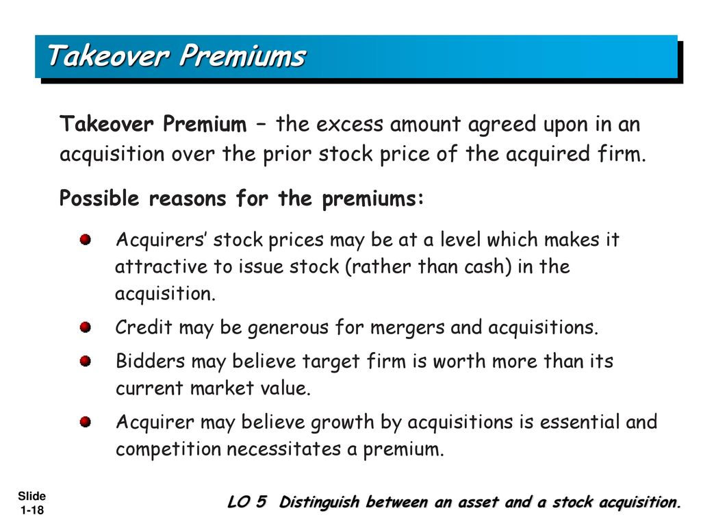 Stock options upon merger