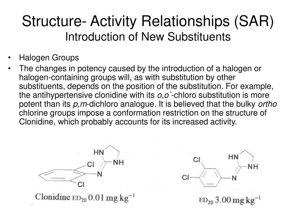 sulfamethoxazole structure activity relationship examples