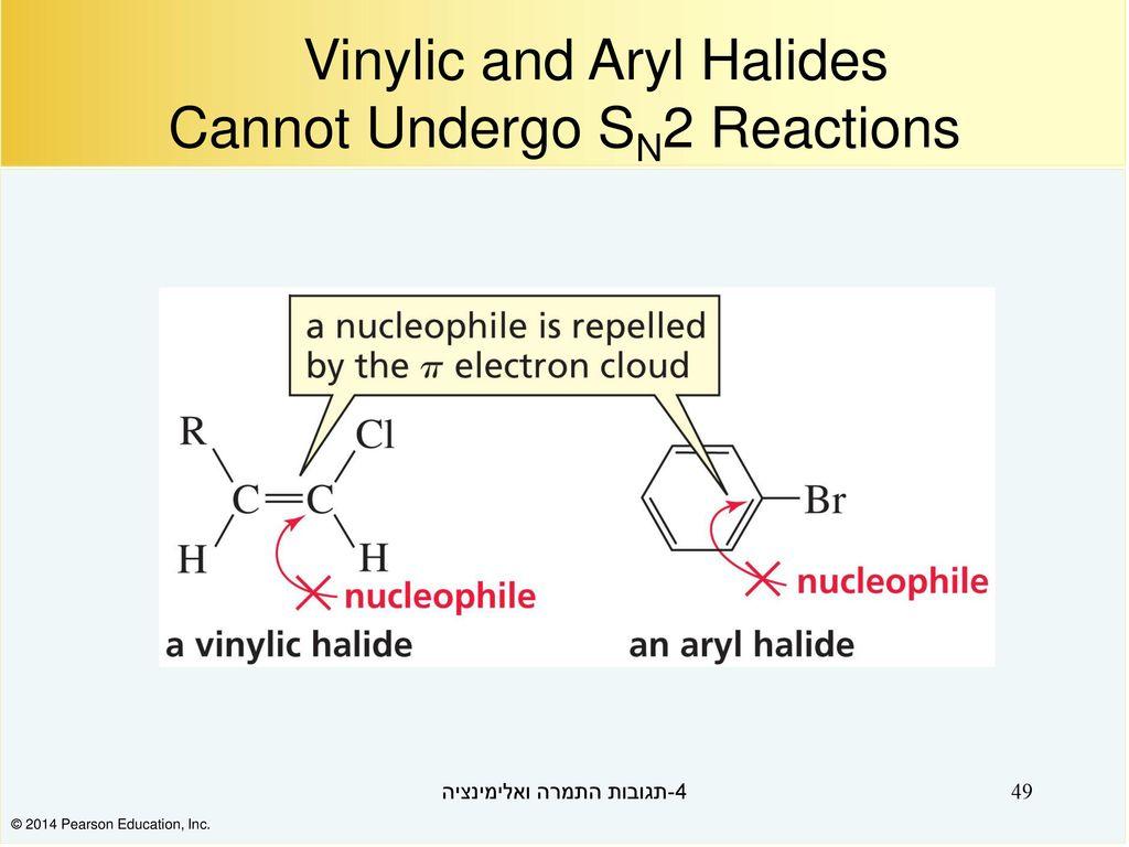 Vinylic Halide Ring
