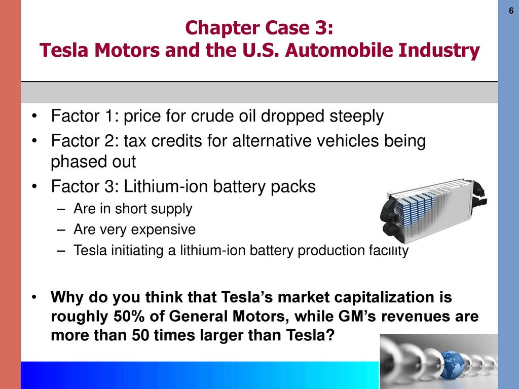 """tesla motors and the u s auto industry Seba's most recent study on automotive disruption, """"rethinking transportation   so for evs—in 2010 the tesla model s was a $100,000+ car."""