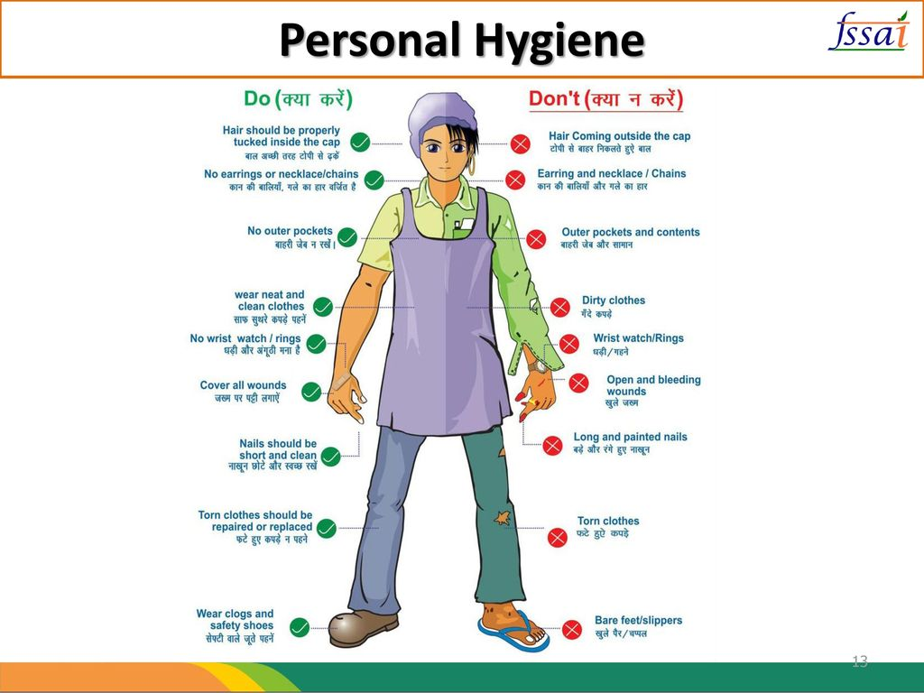 Hygienic and Sanitary Practices for Food Catering Businesses – - ppt ...