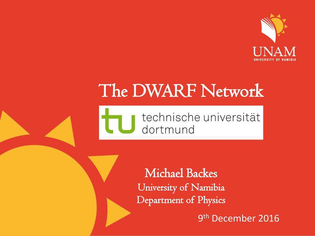 The dwarf network michael backes university of namibia department of the dwarf network michael backes university of namibia department of physics altavistaventures Image collections