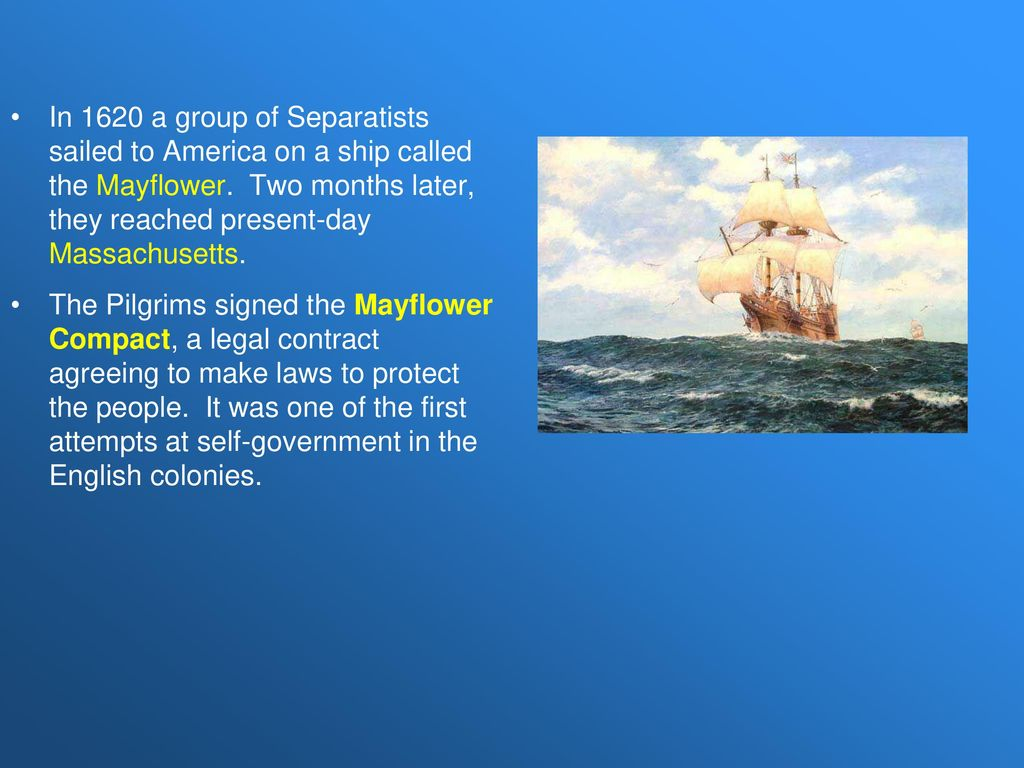 water and english colonists Diversity in colonial times 39  and swedish immigrants in the colonies spoke english and were otherwise indistinguishable from the children and grandchildren of.