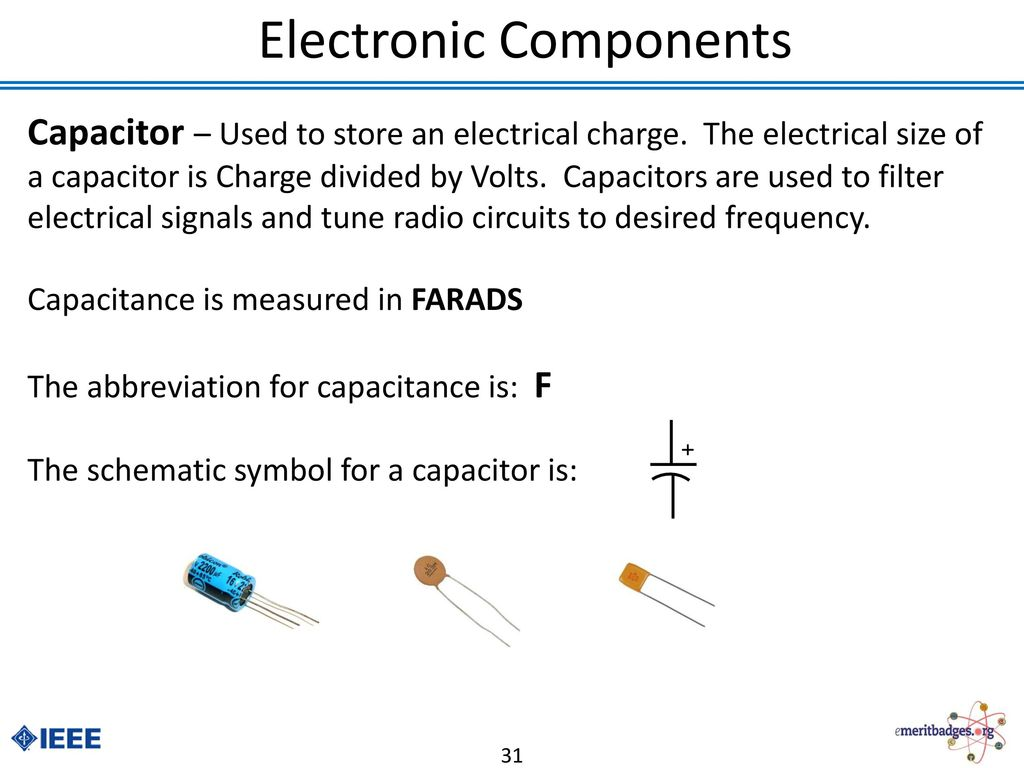 Exelent Capacitor Circuit Symbol Picture Collection - Wiring Diagram ...