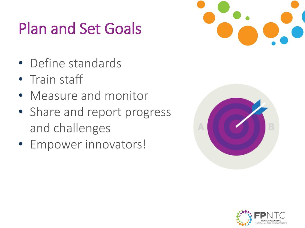 Plan And Set Goals Define Standards Train Staff Measure And Monitor  Define Excellent