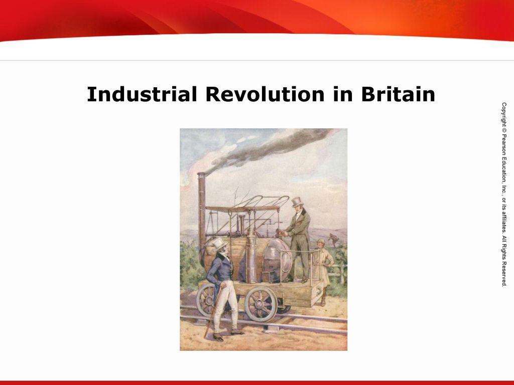 britain in the industrial revolution essential Steam power during the industrial revolution in importance in britain until after the industrial revolution be an essential power source even.