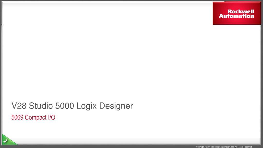Studio  Logix Designer Download