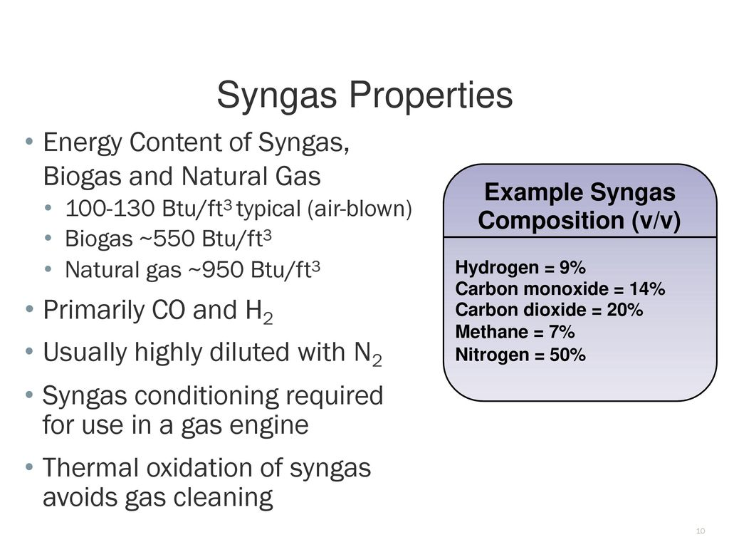 Typical Btu Content Of Natural Gas