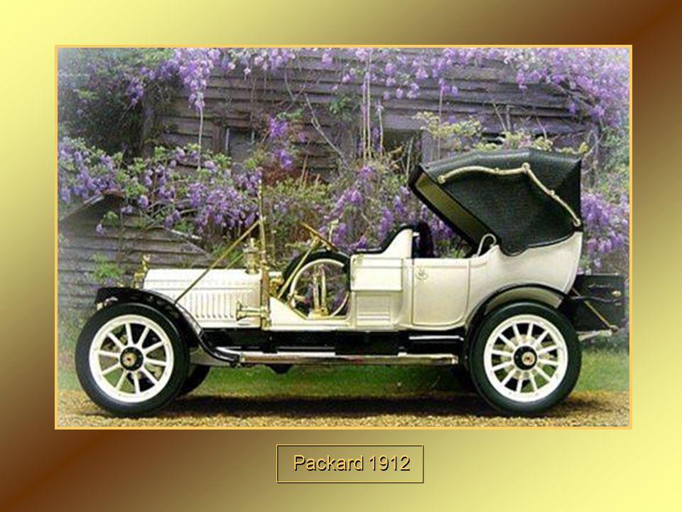Packard 1912
