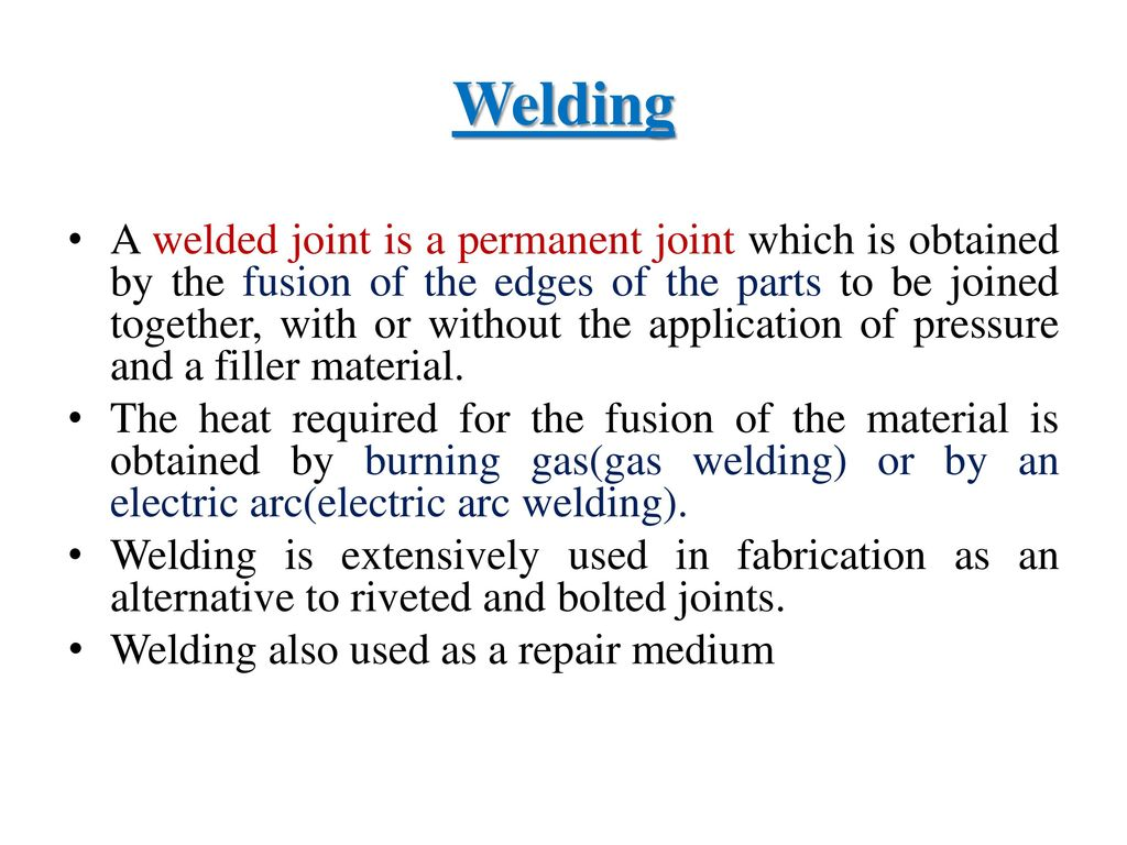 Design of welded joints ppt video online download welding buycottarizona Image collections