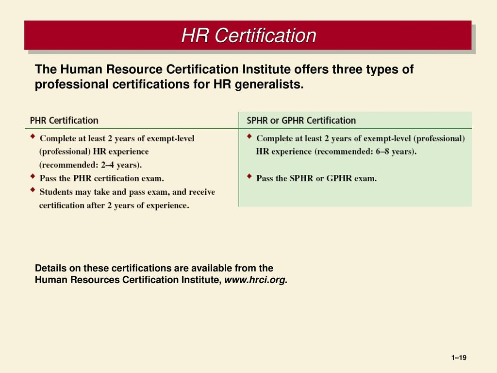 Chapter ppt download 19 hr certification 1betcityfo Image collections