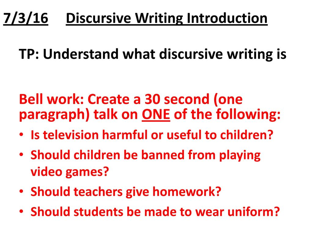 How to Write an Impressive Discursive Essay: Tips to Succeed