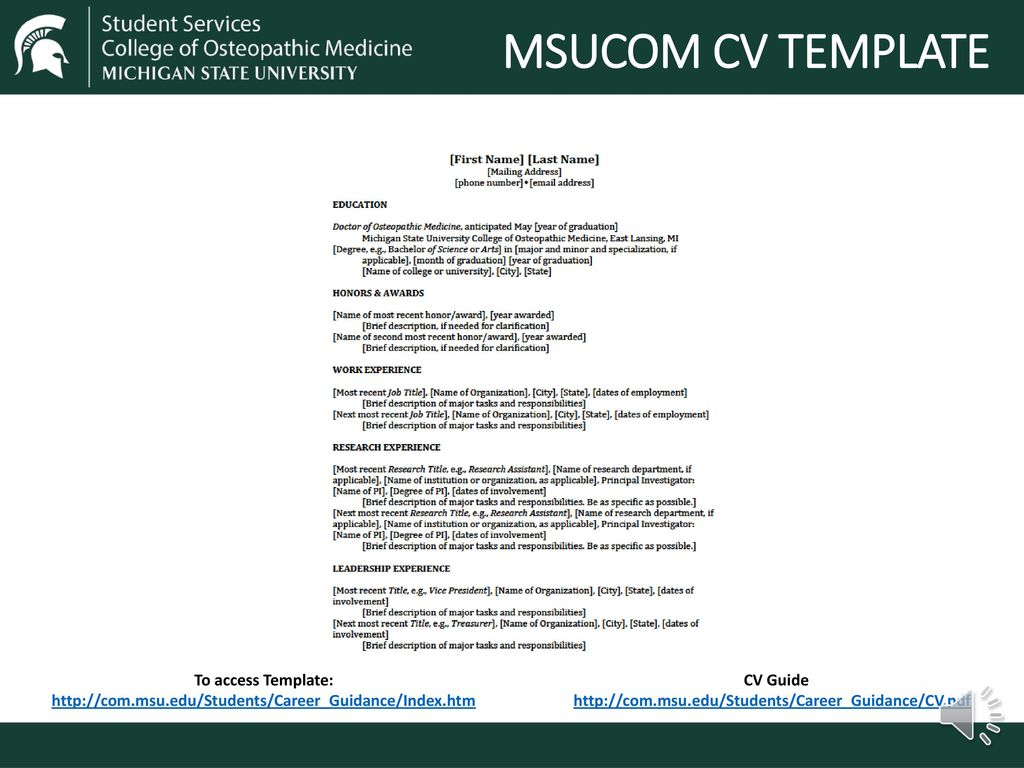 introduction to career planning at msucom - ppt video online download, Presentation templates