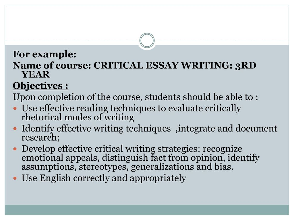 Advancing Critical Reading Writing And Study Skills