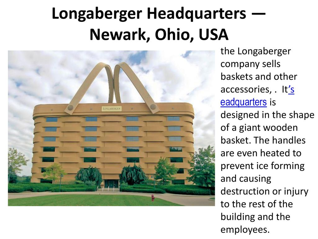 basket building in ohio usa